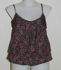 Womens size 16 floral print blouse made by JEANSWEST