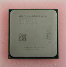 AMD A4-3420 Series 2.80ghz Socket Fm1 CPU Processor AD3420OJZ22HX