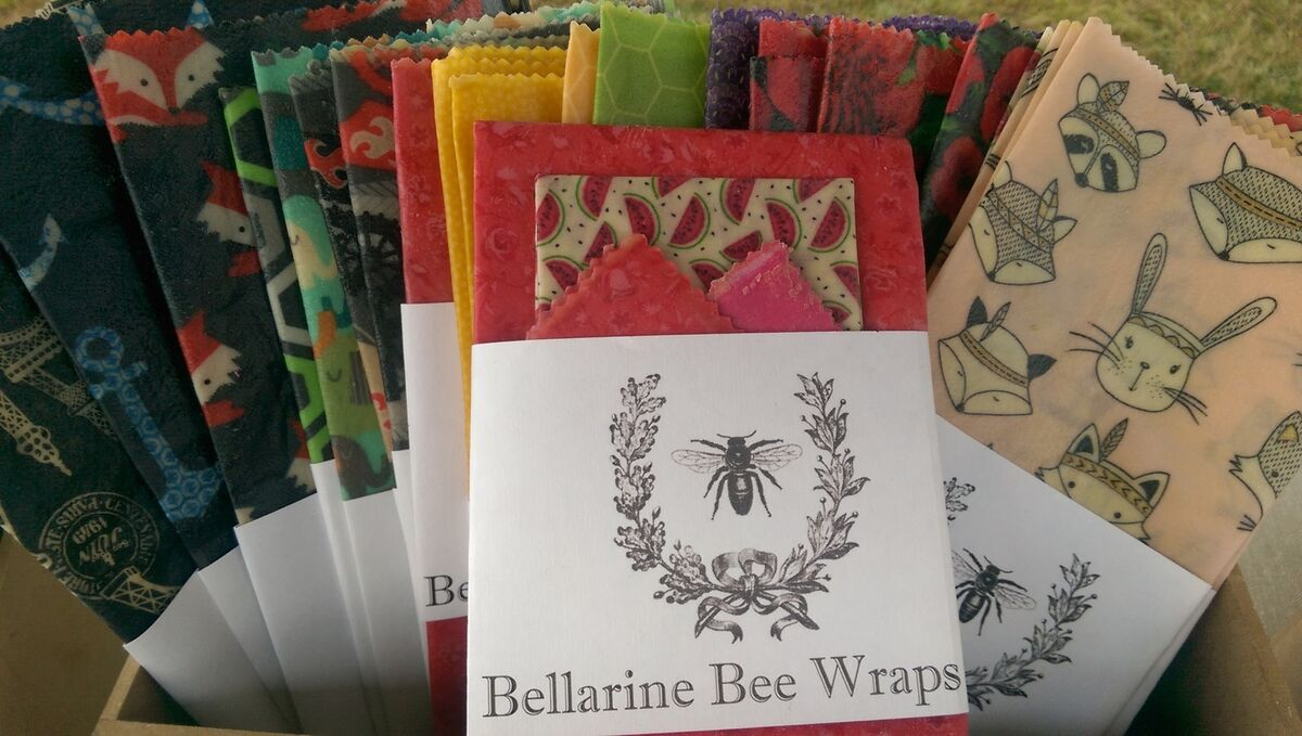Bellarine Bee Wraps
