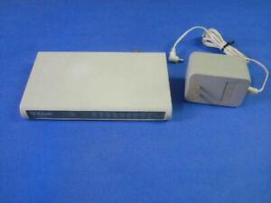 DE-809TC D-LINK SYSTEMS ETHERNET HUB 8 10-BASET 1 BNC