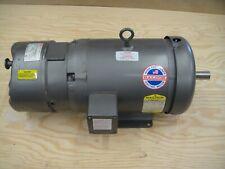 Baldor Industrial Brake Motor 5HP 3PH (BM3707)