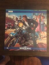 Time Life Music 1958 Rock N Roll 2 LP Vinyl Record Album Set Big Bopper Charles