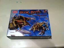 "NIB Mega Bloks Transforming ""Blok Bots"" Cyborgs vs Mutroids Beastor"