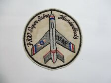 Patch_ USAF THUNDERBIRDS UNITED STATES  Patch