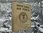 1960 United State Air Force Pictorial Yearbook History Base Facility Data Index