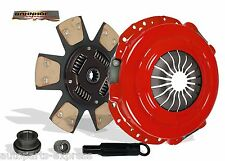 BAHNHOF STAGE 3 CLUTCH KIT fits 99-04 FORD MUSTANG GT MACH 1 COBRA SVT 4.6L