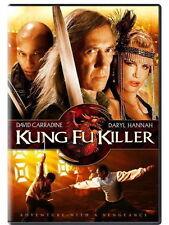 KUNG FU KILLER DVD MOVIE *NEW* AUS EXPRESS