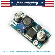 LM2596 DC 3A Step-Down Adjustable Breadboard Module; Power Supply Converter