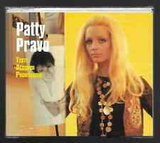 """PATTY PRAVO """" I GRANDI SUCCESSI """" RARO CD CON LIBRETTO E TESTI ANCORA SIGILLATO"""