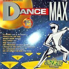 Dance Max 15 (1995) Dj Bobo, Pharao, Fun Factory, RMB, Activate, Enigma.. [2 CD]