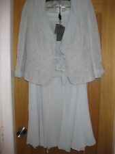 LUIS CIVIT Mother of the Bride 3 piece Outfit size 14