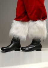 Adult Mens Father Christmas Santa Claus Boots