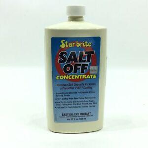 Star Brite Salt Off 32oz 93932 Concentrate 32 oz 3706-0050 93932 3706-0050