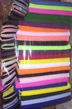 80 Blank Foldable Can Coozies Beer Cooler Foam Wedding/Party Wholesale Lot Mix