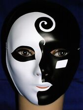 Beautiful Designed Party Mask,  Black & White !
