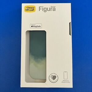 OtterBox Figura Series Case with MagSafe for iPhone 12 / 12 Pro Teal