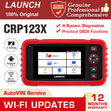 Global New LAUNCH X431 CRP123X OBD2 Scanner Auto OBD Code Reader Diagnostic Tool