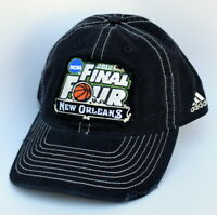 2012 NCAA FINAL FOUR NEW ORLEANS Basketball Distressed adidas Baseball Cap Hat
