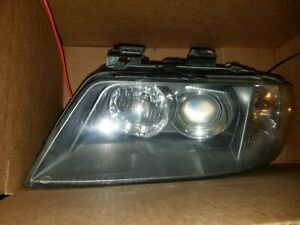 2001 TO 2005 AUDI ALLROAD QUATTRO DRIVER LEFT HID XENON HEADLIGHT HEAD LAMP