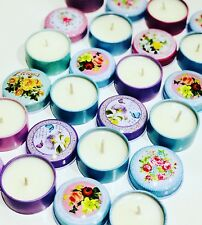 Designer scented candles (Cath Kidston inspired, Soy Wax)