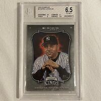 2003 Donruss Kings Derek Jeter BGS EX/MT+
