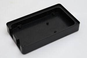 Custom Made CNC Machined Aluminium Black Anodised Arduino Mega Compatible Case