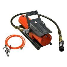 10000 Psi Pneumatic Hydraulic Pump Af2 Electric Foot Pumper 48 Hose Amp Coupler