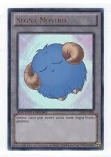 Yu-Gi-Oh Segna-Mostro Token Pecora Capro Espiatorio Blu LC04-IT004 ITA