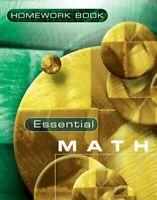 Essential Maths 7H Homework Book by David Rayner 9781906622008 | Brand New