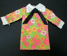 Vintage Barbie Clone ~ Mod Floral Mini Dress