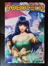 Robotech 1 NM Artgerm Cover A Titan Comics