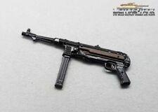 MP40 de metal lacado II Segunda Guerra Mundial Ejército diorama,Panzer,FIGURAS