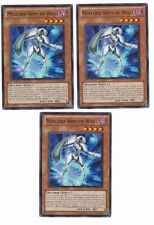 3X YUGIOH MEKLORD ARMY OF WISEL EXVC-EN012 COMMON 1ST