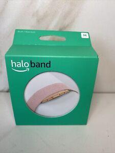 Amazon Halo Fit Band Blush Rose Gold  Medium - Fitness + Sleep Tracker