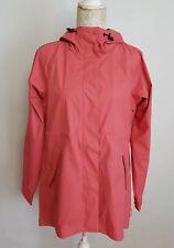 Womens HUNTER Lightweight Smock Peony Packable Coat Jacket Waterproof Size S