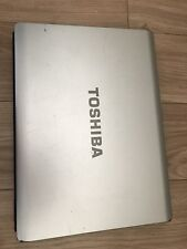 Toshiba Satellite L300 Laptop for spares, repairs or parts USED SOLD AS IS