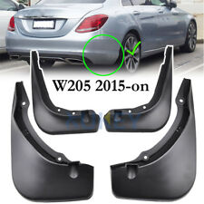 for 11-14 Mercedes Benz C Class W204 Sedan Mud Flap Flaps Splash Guard Mudguards