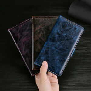 Magnetic Flip Wallet Quality PU Leather Case Cover For Alcatel 1S 2020