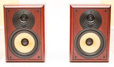 B&W CDM 2 bookshelf stand mount loudspeaker Bowers & Wilkins 120W ENGLAND MADE