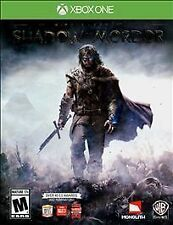 *Middle-earth: Shadow of Mordor (Microsoft Xbox One, 2014) Free Shipping