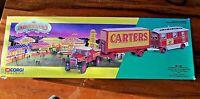 Boxed Corgi, Carters Steam Fair, Scammell Highwayman ballast/Trailer/Caravan set