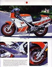1985 Yamaha RZ 500 Article - Must See !!