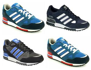 Adidas Originals Mens ZX750 Suede Trainers Sports Running Gym Shoes