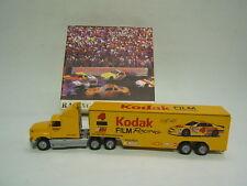 Winross Kodak Film Racing Sterling Marlin Chevy 1:64  NASCAR Transporter VGC
