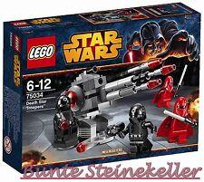 LEGO® Star Wars™: 75034 Death Star Troopers™! NEU & OVP & 0.-€ Versand !