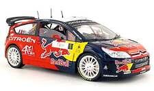 CITROEN C4 WRC #1 LOEB ELENA TOUR DE CORSE 2008 RED BULL SOLIDO 150 713-00 1/18