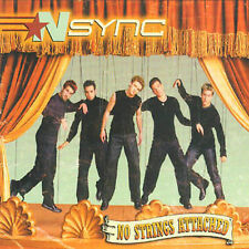 New: N-Sync: No Strings Attached Import Audio CD