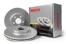 Rear Brake Discs Set Fits Ford Kuga, Galaxy ,Range Rover Evoque Mintex MDC1810C
