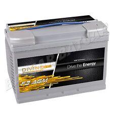 DIVINE F3 12V 70Ah AGM - Notstrom Batterie | ersetzt 55 60 65 75 80 85 Ah