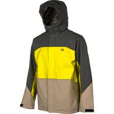 New 2013 Mens DC Amo Snowboard Jacket Large Dark Shadow